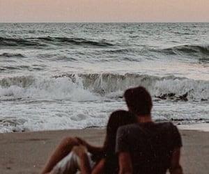 90s, beach, and beautiful image
