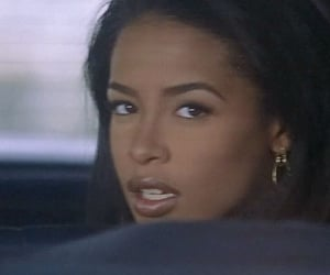 aaliyah, 90s, and beauty image