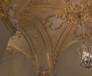 architecture, gold, and aesthetic image