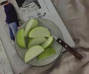 food and apple image