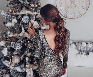 article, christmas, and dress image