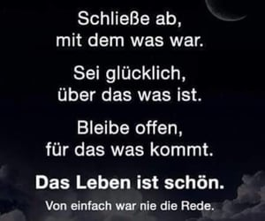 deutsch, gegenwart, and text image