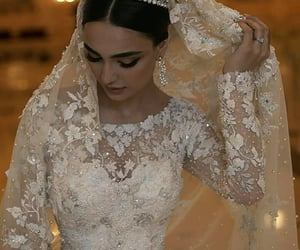beauty, bride, and Dream image