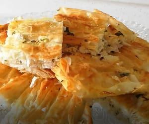 article, börek, and yemek image