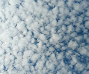 clouds, nuvens, and sky image