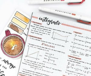 maths and notes image
