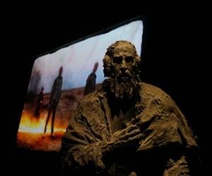 agony, man, and modern image