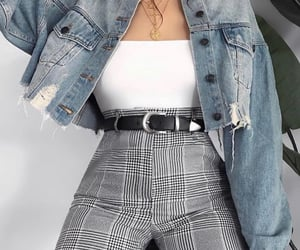 cloth, moda, and clothes image