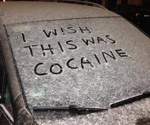 car, cocaine, and drugs image