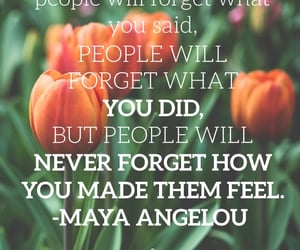 inspiration, inspirational, and maya angelou image