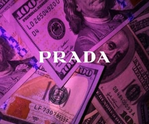 Prada, money, and pink image