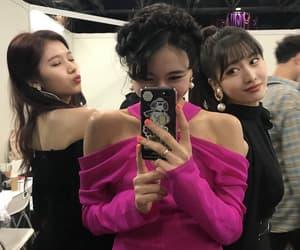 twice, chaeyoung, and sana image