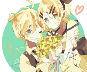 anime, vocaloid, and fanart image