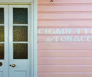 cigarettes, pastel, and pink image