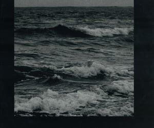 ocean and dark image