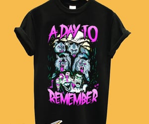 a day to remember t shirt image