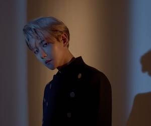 exo, gray hair, and baekhyun image