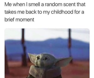 meme, childhood, and star wars image