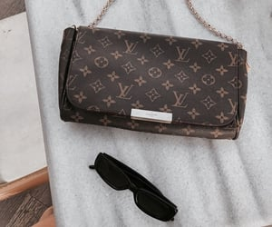 fashion, LV, and style image