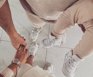 family and white image