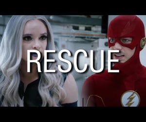danielle panabaker, video, and killer frost image