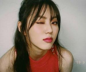 k-pop, 씨엘씨, and kwon eunbin image