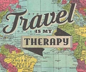 travel and therapy image