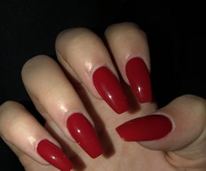 nails and we heart it image