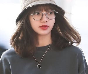 glasses, icons, and style image