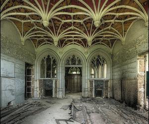 abandoned, belgium, and derelict image