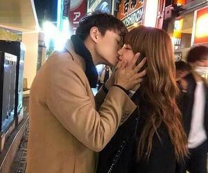couple, korea, and interracialcouple image