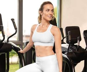 sportbra, landantzy, and sport bra image