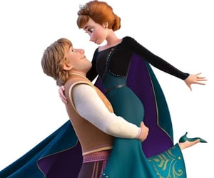 anna, kristoff, and frozen 2 image