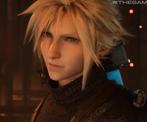 aesthetic, cloud, and cloud strife image