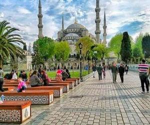 architecture, muslim, and turquie image