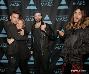 30 seconds to mars, echelon, and fan image