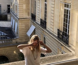 aesthetic, paris, and girl image
