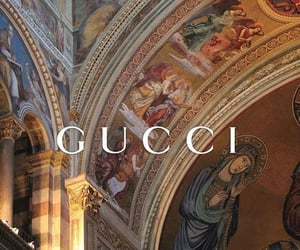 gucci, aesthetic, and art image