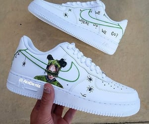 air force 1, fashion, and nike image