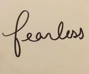 fearless image