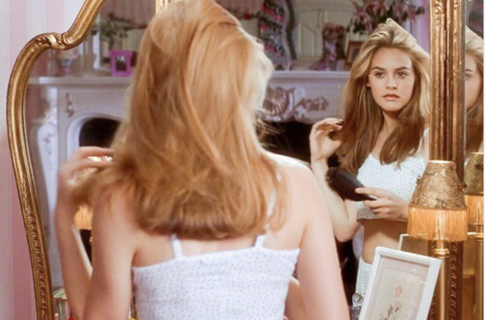 10 things i hate about you, 90s, and Clueless image