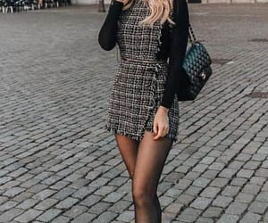 style, fashion, and beauty image