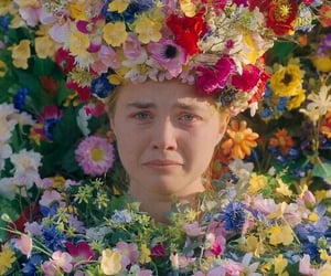 flowers and midsommar image