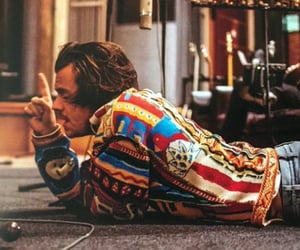 Harry Styles, one direction, and fine line image