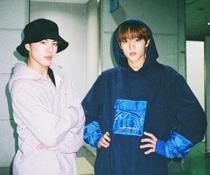 eric, sunwoo, and the boyz image