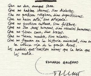 eduardo galeano, latinoamerica, and los nadies image