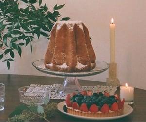 aesthetics, cheesecake, and christmas image