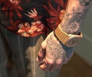 hands, Tattoos, and zayn malik image