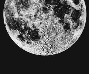 luna, lunar, and moon image