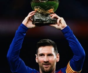 soccer, messi, and fc barcelona image